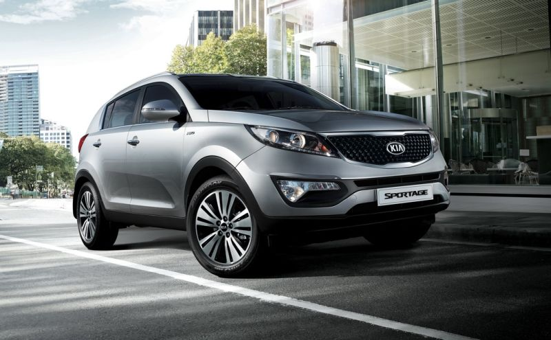 Диагностика «Check Engine» на авто Kia Sportage