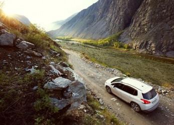 Штурмуем горные дороги Алтая на городском кроссовере Peugeot 2008