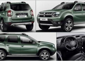 Renault Duster и Dacia Duster – братья близнецы