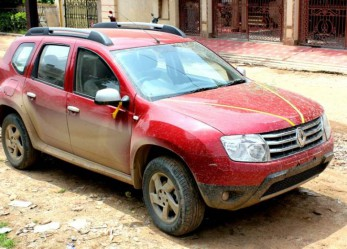Renault Duster диагностика, коды ошибок и методы их устранения