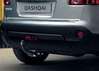 Можно ли установить фаркоп на Nissan Qashqai самостоятельно: подробная инструкция прилагается