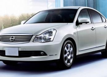 Nissan Almera новый бюджетный седан