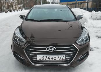 Бизнес-трактор: тест-драйв Hyundai i40 1.7 CRDi