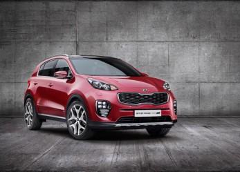 Это не шутка: продажи нового Kia Sportage стартуют 1 апреля