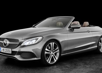 В семействе Mercedes-Benz C-Class прибавление