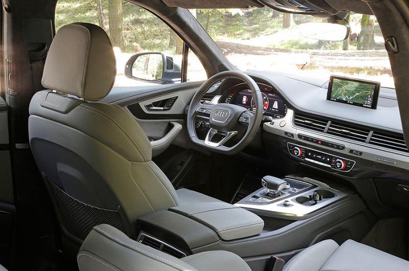 Тест-драйв Audi SQ7