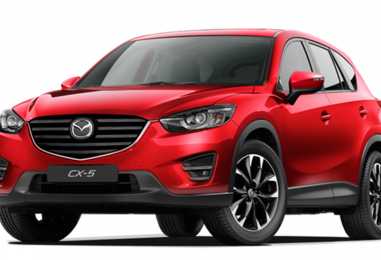 Тест-драйвкроссовера Mazda CX-5