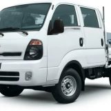 Необычный дизайн грузовиков KIA Bongo