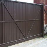 Качественные откатные ворота в Москве и МО