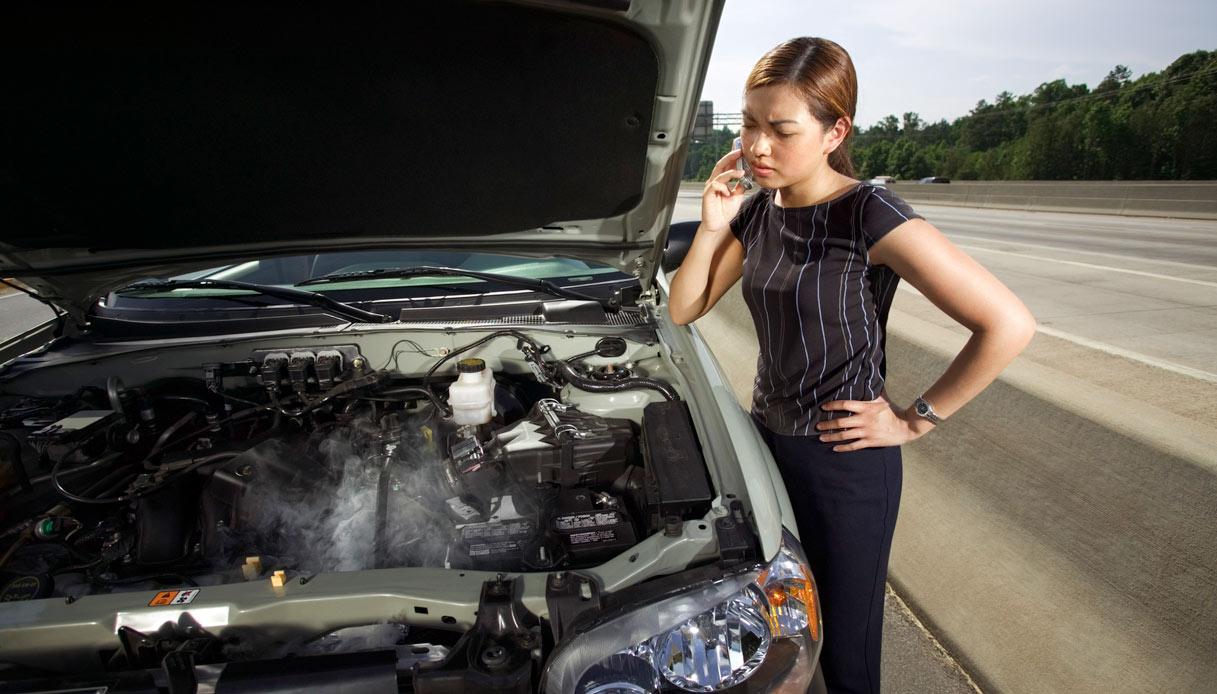 Что делать, если машина заглохла на ходу и не заводится