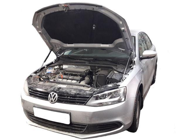 Запчасти для Volkswagen. Газовые упоры или кочерга?