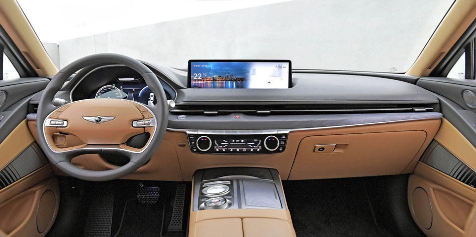 Genesis показал новое поколение G80