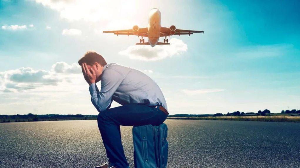 Что делать, если опоздали на рейс: важная информация