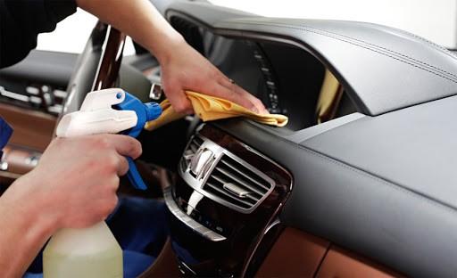 Основы очищения салона автомобиля