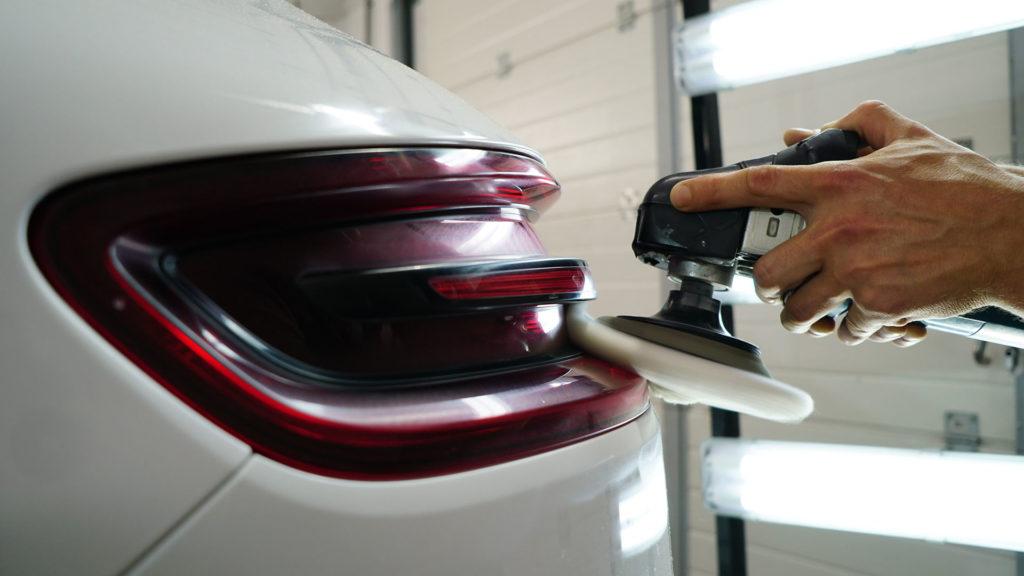Советы автовладельцам по полировке автомобиля