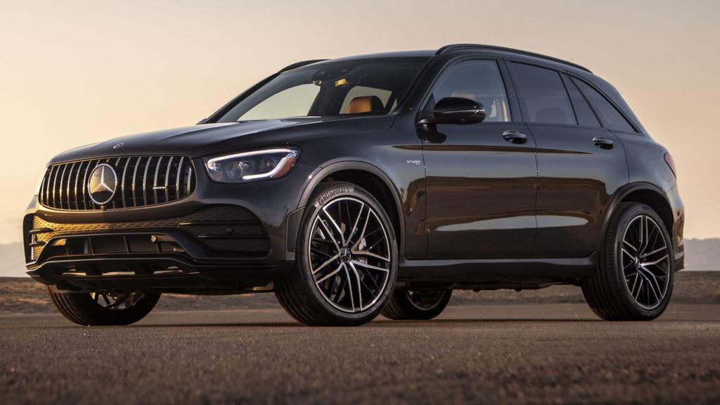 Mercedes-Benz GLC – каков он в версии 2021 года?