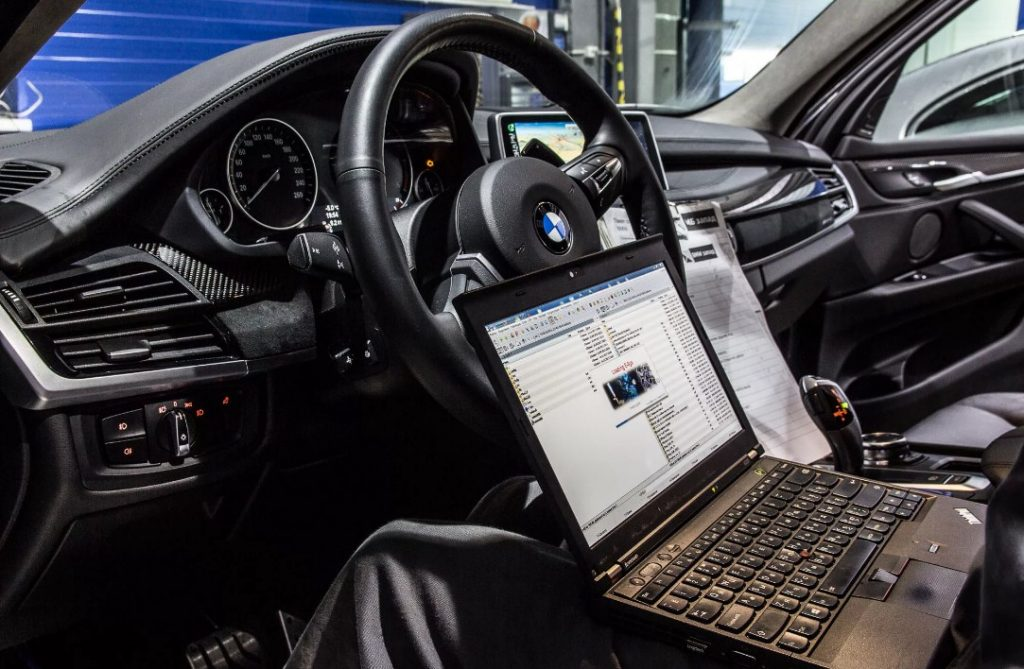 Надежный автосервис BMW в Москве