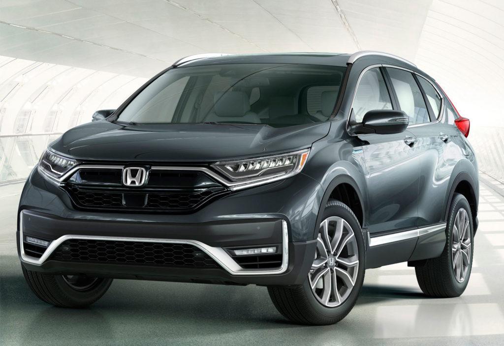 Где собирают автомобиль Honda CR-V для России