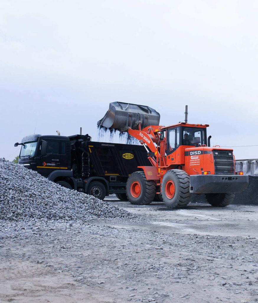 Ремонт спецтехники и грузового транспорта