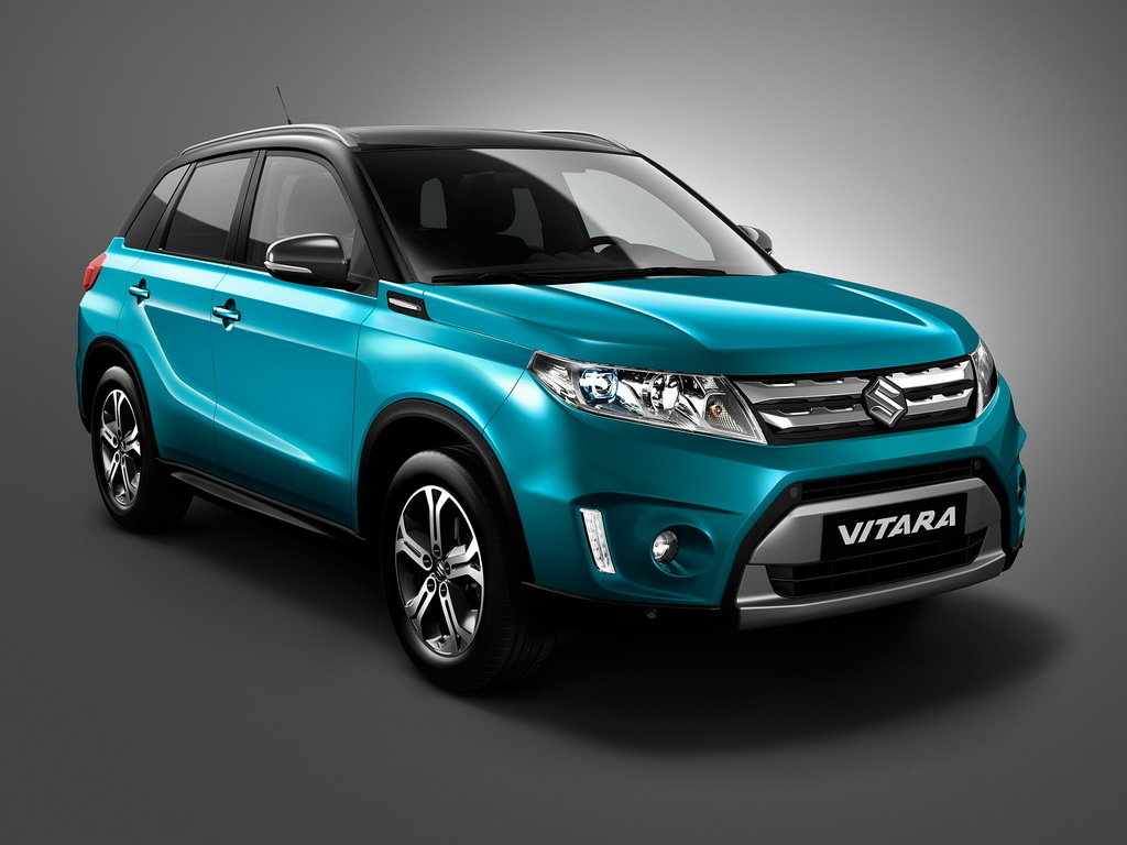 Все о новом Suzuki Vitara