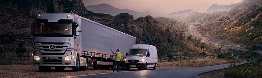 Техпомощь грузовикам: как устранить поломку в дороге