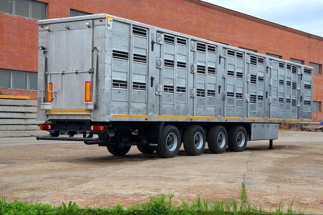 Особенности прицепов для перевозки домашних животных