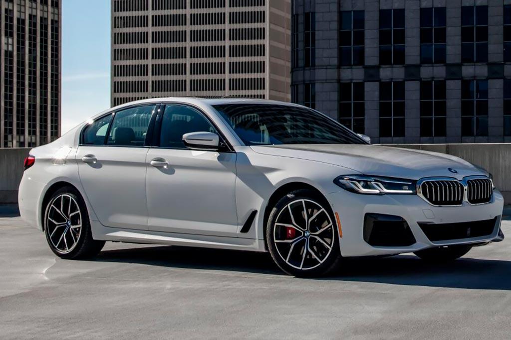 BMW 5 серии 2021 года: на полной скорости в инновационное будущее