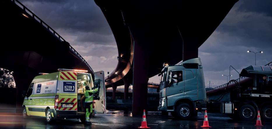 Техпомощь грузовым автомобилям