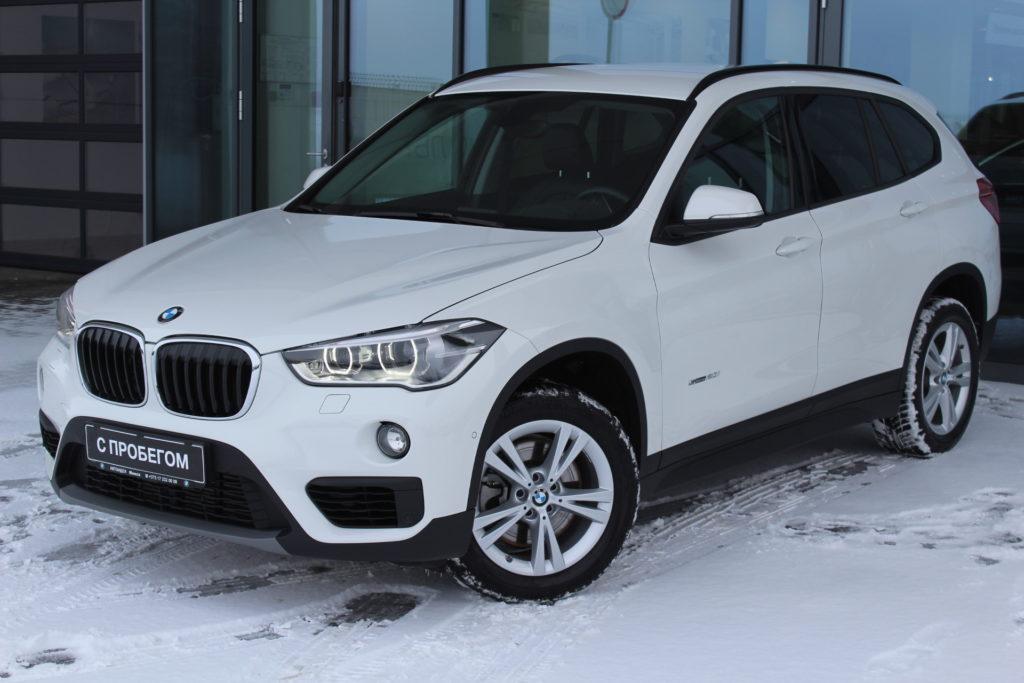 Автомобили BMW с пробегом