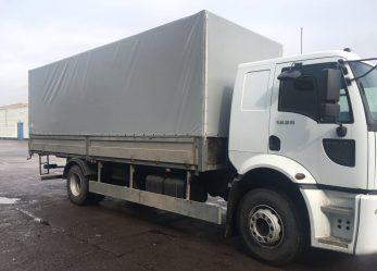 Тенты на грузовики – профессиональная защита грузов