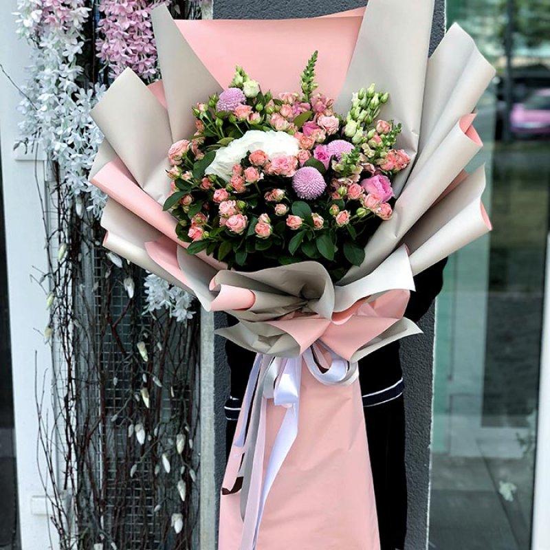 Основные плюсы сервиса доставки цветов