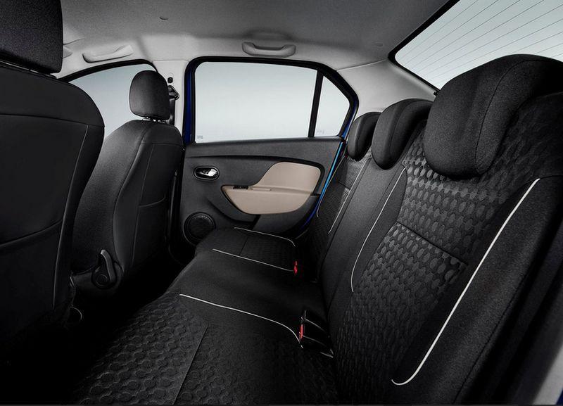 Диагностика ошибок Renault Logan: фото сиденьев второго ряда