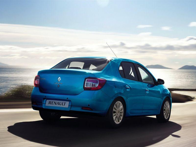Фото тест-драйва Renault Logan