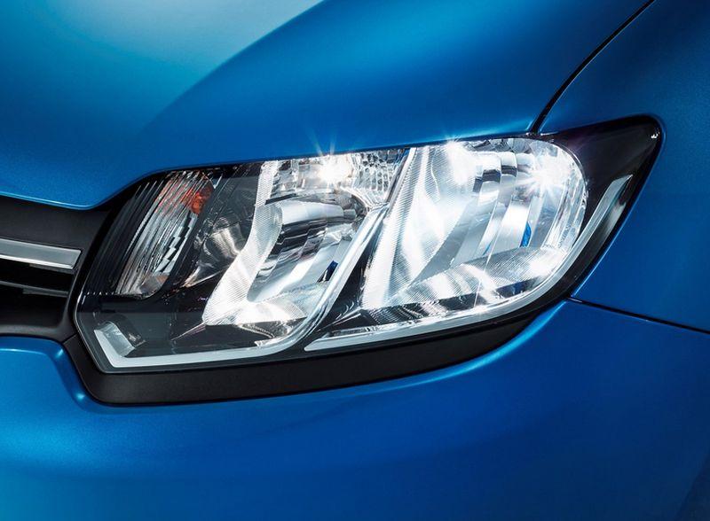 Диагностика ошибок Renault Logan: фото фар