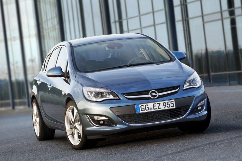 Диагностика и расшифровка ошибок Opel Astra: фото рестайлинговой версии