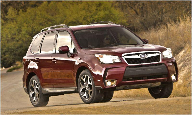 Какое авто лучше: Subaru Forester и Honda CR-V