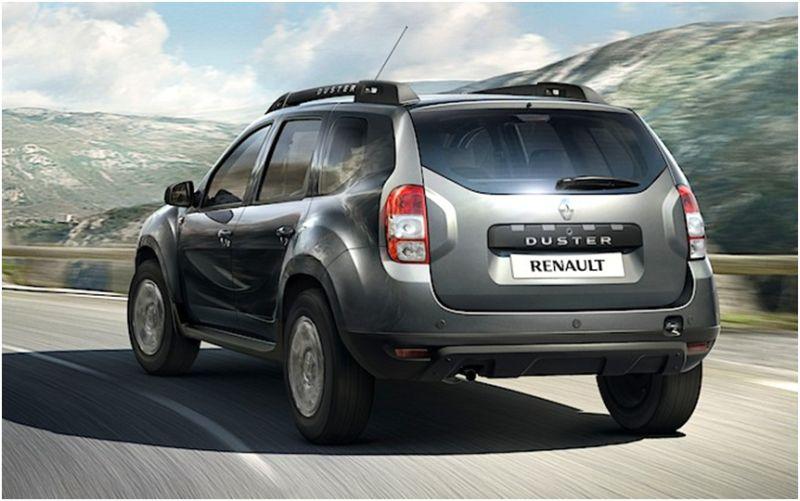 Тест-драйв нового Renault Duster
