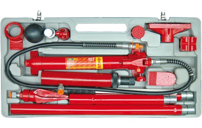 Гидравлический кузовной ремонт: оборудование
