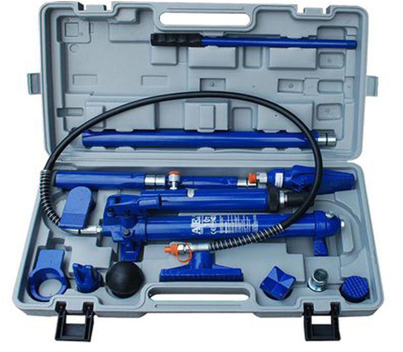 Гидравлический кузовной ремонт - фото инструмента